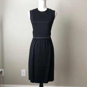 CALVIN KLEIN COLLECTION Designer Label Black Dress